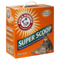 Super Scoop Cat Litter Fresh Scent 28LB