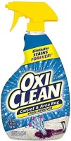 Oxiclean Carpet & area rug